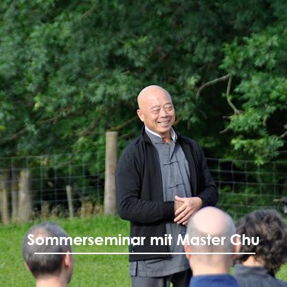 Sommerseminar mit Grossmeister Chu King Hung, Foto Christine Rühmer