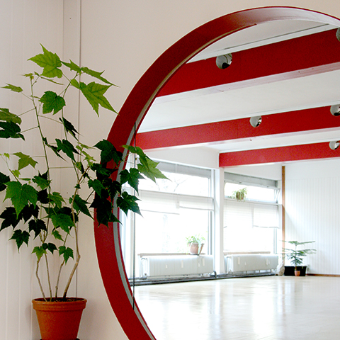 Übungsraum Tai Chi Schule München - Foto: Robert Fischer