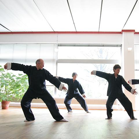 Unterricht Tai Chi Form