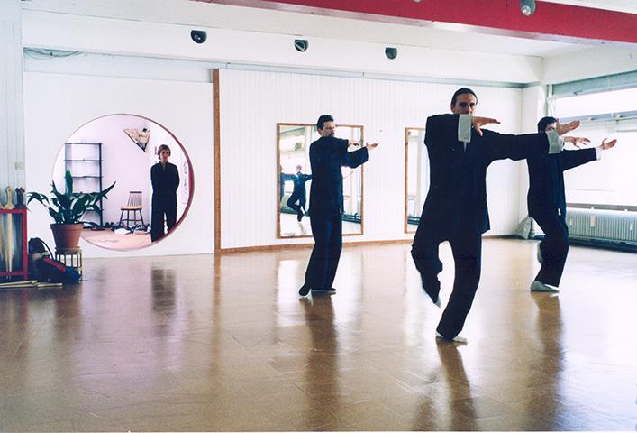 Unterricht Tai Chi Form in der Tai Chi Schule München
