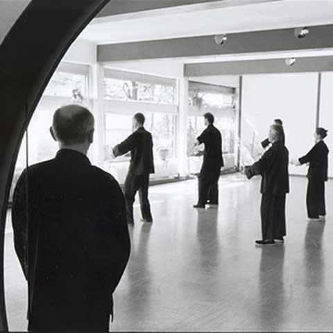 Übungsraum Tai Chi Schule München